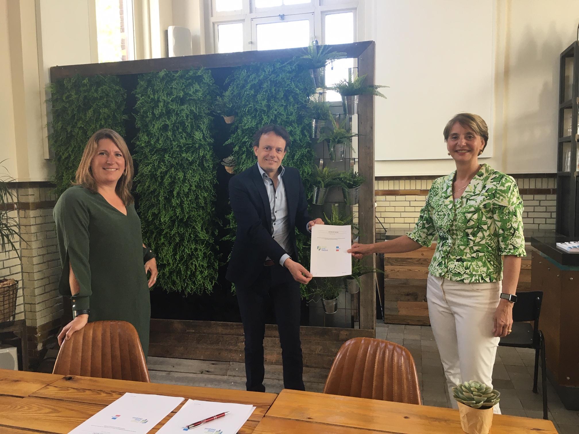 Ondernemers binnen en buiten Overijssel uitdagen en ondersteunen bij innovatieve energieplannen